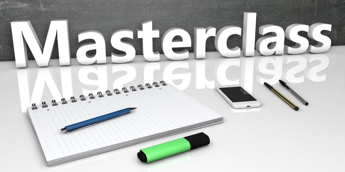 Masterclasses: de perfecte ééndaagse kennisboost voor dit najaar (mét PE-punten)