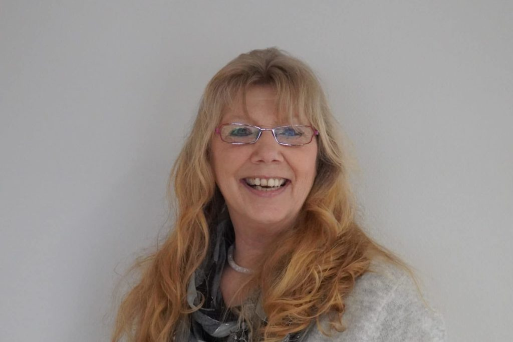 opleidingscoördinator Diana Schellekens, opleidingscoordinator